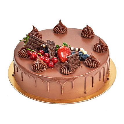 Fudge Cake: Send  Birthday cake for Boyfriend