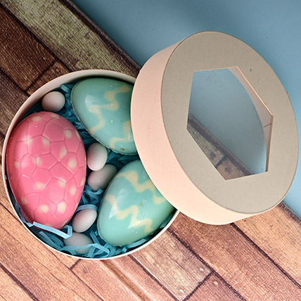 Delicious Easter Eggs Nest: Gifts for Brother