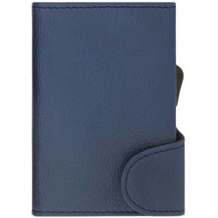 Navy Blue Card Holder Cum Wallet: Mens Wallet