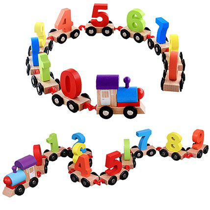 Digital Toy Train: Kids Gift Ideas
