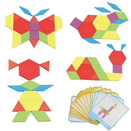 Pattern Puzzle: Educational Games