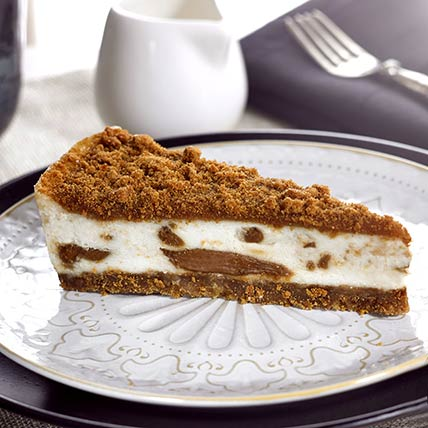 Frozen Speculoos Cheesecake Vegan: