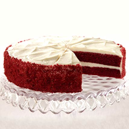 Two Layer Red Velvet Cake 1.3kg: Red Velvet Cake Dubai