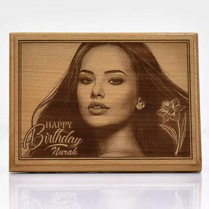 Personalised Photo Frame: Personalised Gifts to Abu Dhabi