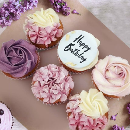 Yummy Cupcakes: Cake Delivery in Dubai