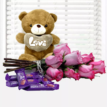 Fall in Love Again: Teddy Day Gifts