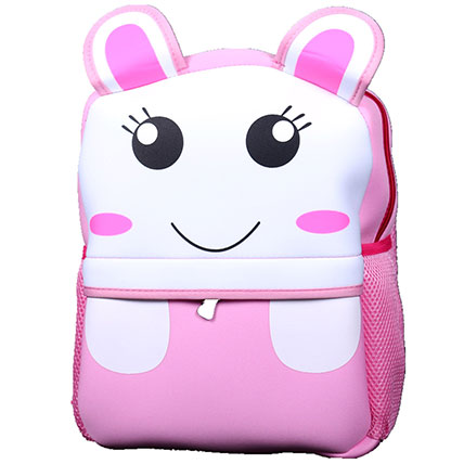 Happy Bunny Backpack For Children: Back to School Gifts