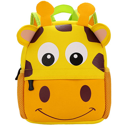 Happy Cow Backpack For Children: Back to School Gifts
