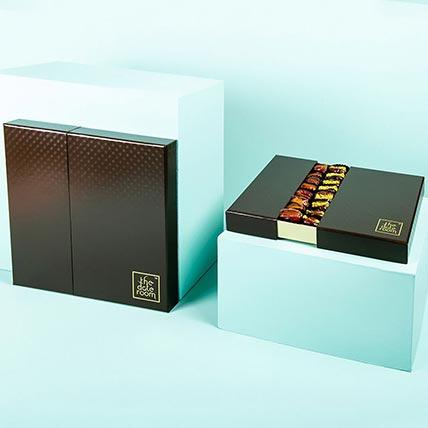 Stuffed Dates Slide Box: Eid Gift Ideas