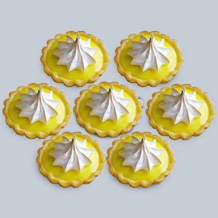 Delicious Lemon Mini Tarts: Tarts