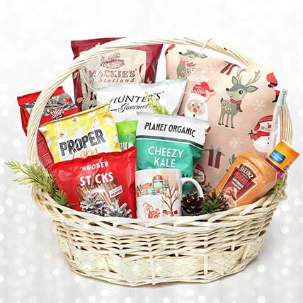 Much On and Feel Jolly: Xmas Hampers
