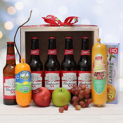 Wonderful Times Hamper For Him and Her: Xmas Hampers