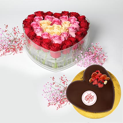 Addicted To Your Love: Valentine Day Cakes for Her