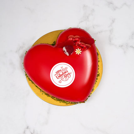 You Have Taken My Heart: Valentine Day Cakes for Her