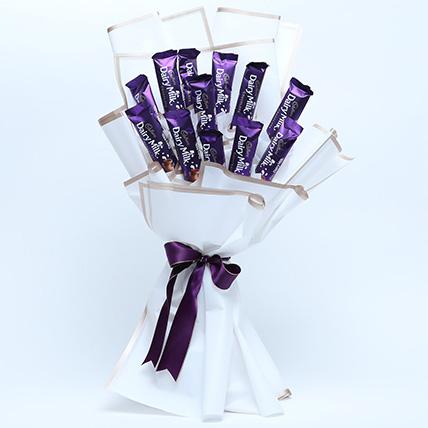 Cadbury Chocolate Bouquet: Send Cadbury Chocolates