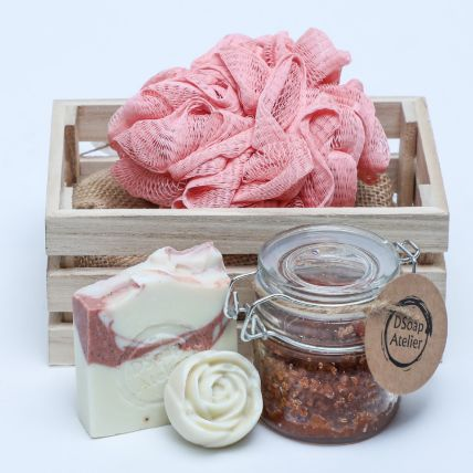 Exfoliating Set: Personal Care Products