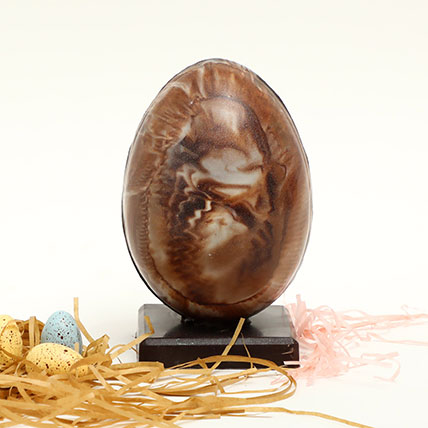 Easter Special Marble Egg Filled With Small Eggs: Easter Gifts Dubai
