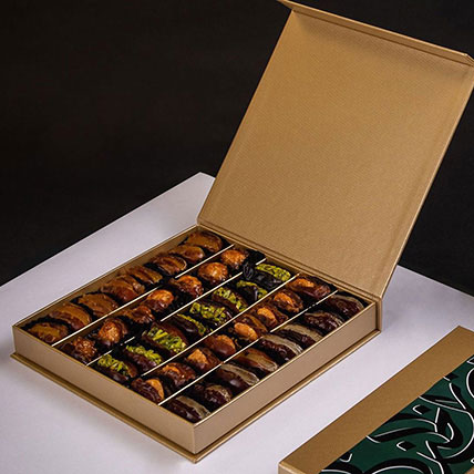 Ramadan Special Assorted Dates Premium Box:  Business Gifts
