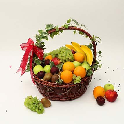 Juicy Fruits Basket: Fruit Baskets