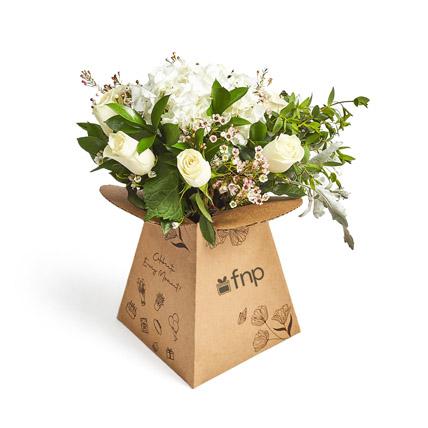 Wonderful Whites: New Arrival Flowers