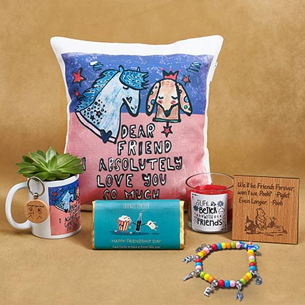 Life Is better With Friends: Friendship Day Gifts