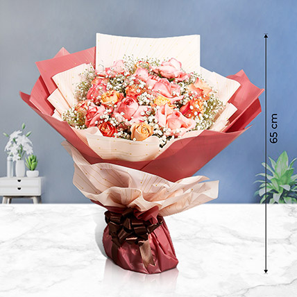 Magnificence of Roses: Girlfriends Day Gifts