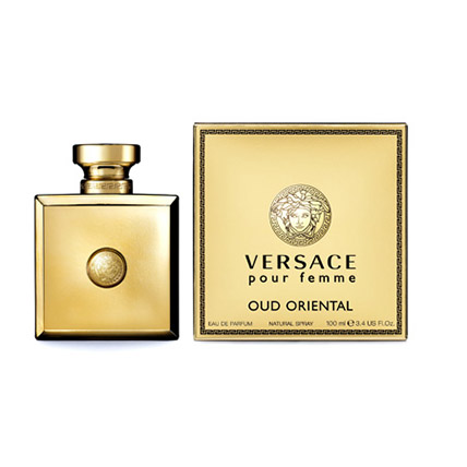Varsace Pour Femme Oud Oriental by Versace for Women EDP: Arabic Attars