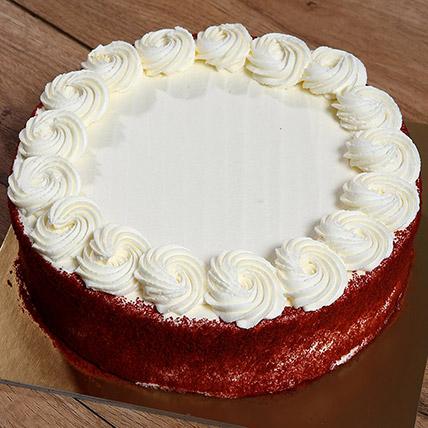 Yummy Red Velvet Cake 1Kg: Pakistan Gift