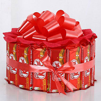 Sweet Kitkat Bouquet PH: Gift Delivery Philippines