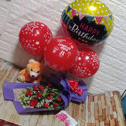 Birthday Bash PH: Flowers Delivery in Philippines