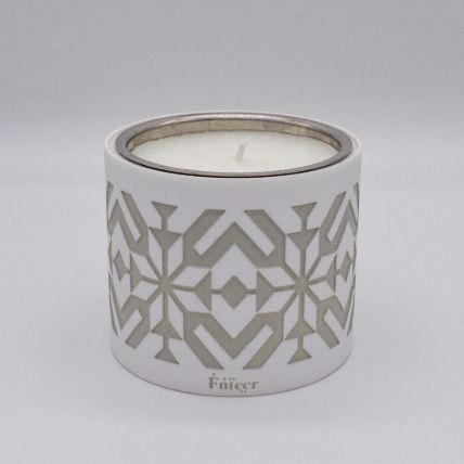 Sadu Soy Wax Candle Grey: