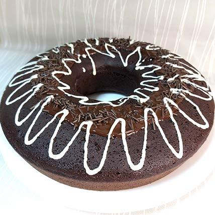 Delicate Chocolate Cake: