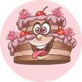 Cartoon Cakes Online