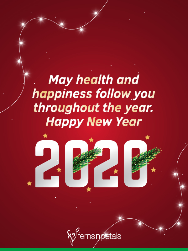 2020 new year wishes