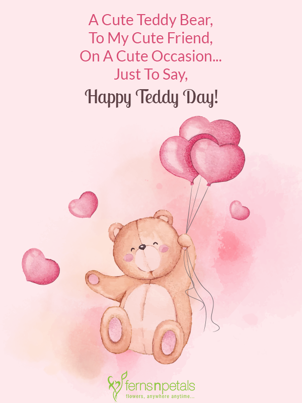 quotes-for-teddy-day