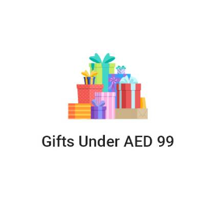 Gifts under 99 AED