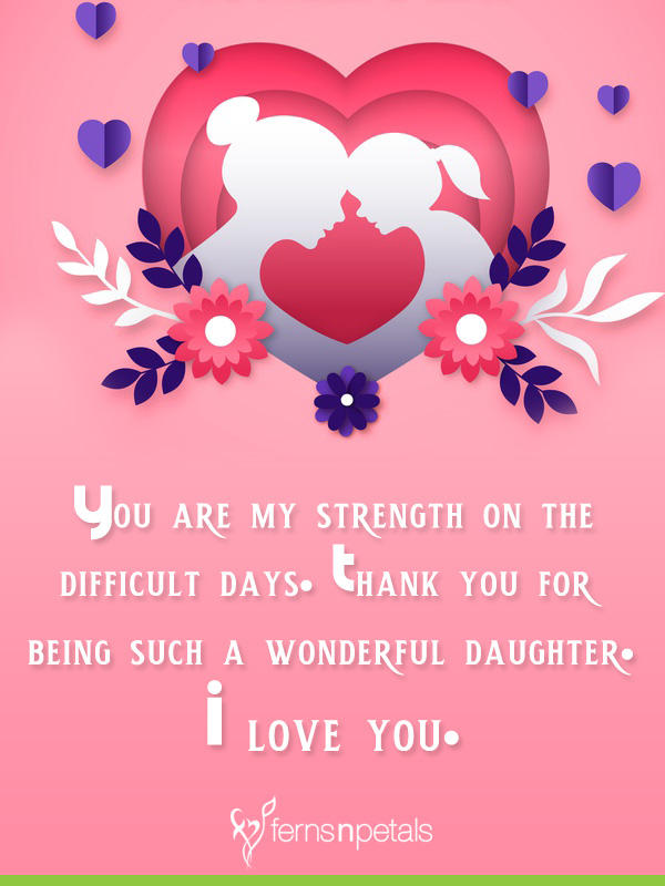 national daughters day greetings