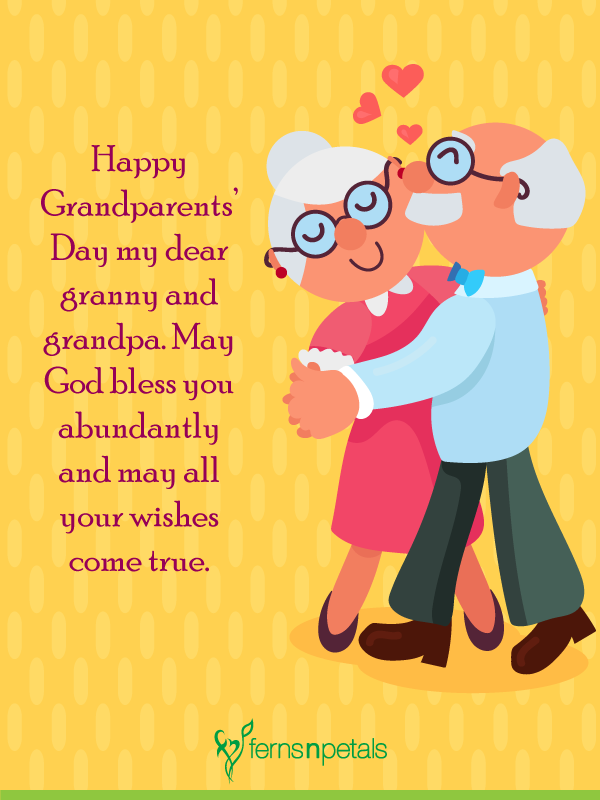 grand parents day greetings