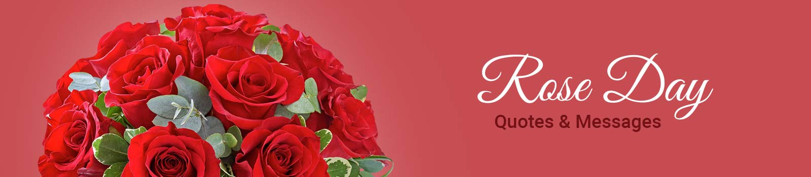 Rose Day Quotes & Messages