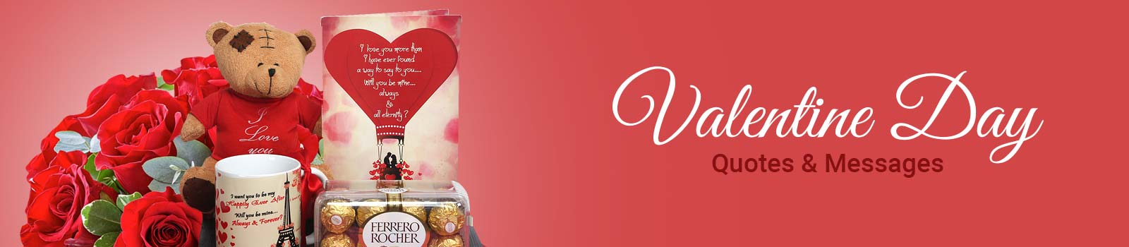 Valentine Day Quotes & Messages