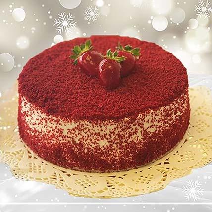 Opulent Red Velvet