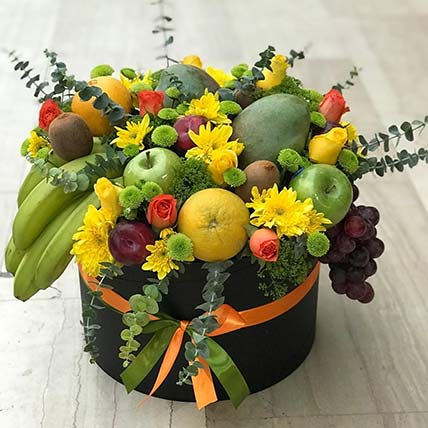 Recover Well Fruit N Flower Box