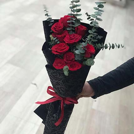 Red Roses Love Bouquet