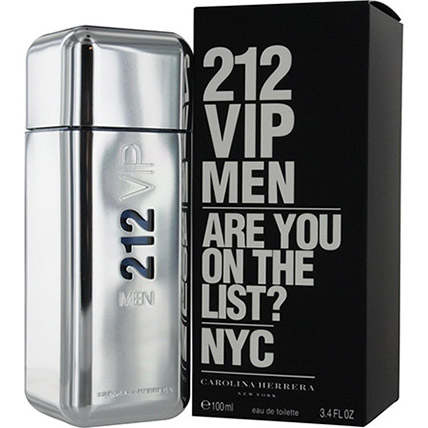212 Vip Men by Carolina Herrera for Men EDT