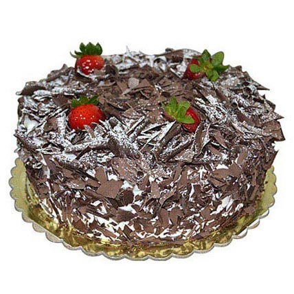 4 Portion Blackforest Delight Cake