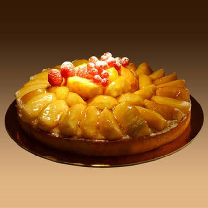 Apple Tart 16 Portion