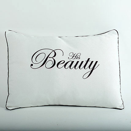 Beauty Pillow Cover