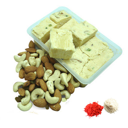 Bhai Dooj Sweets N Dry Fruits