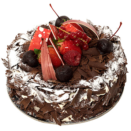 Blackforest Cake 8 Portion