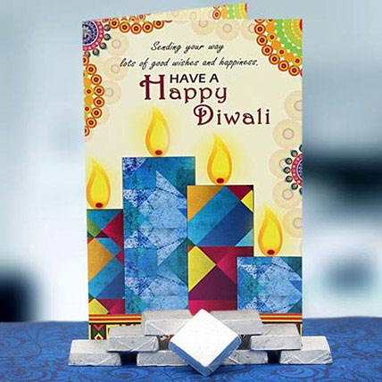 Chocolaty Diwali Greetings